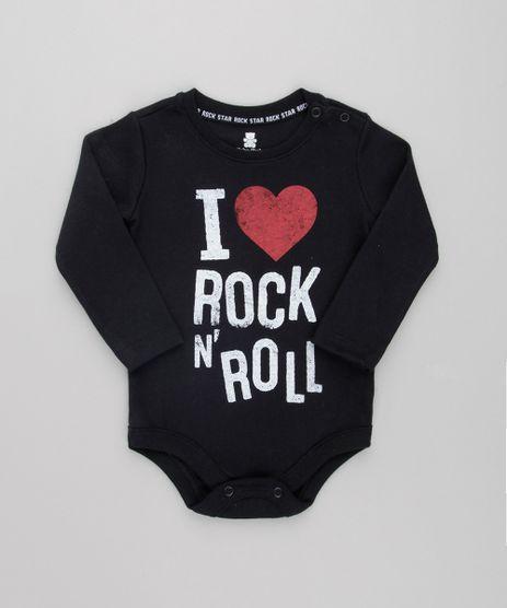 Body-Infantil--I-Love-Rock-N--Roll--Manga-Longa-Decote-Redondo-Preto-9134016-Preto_1