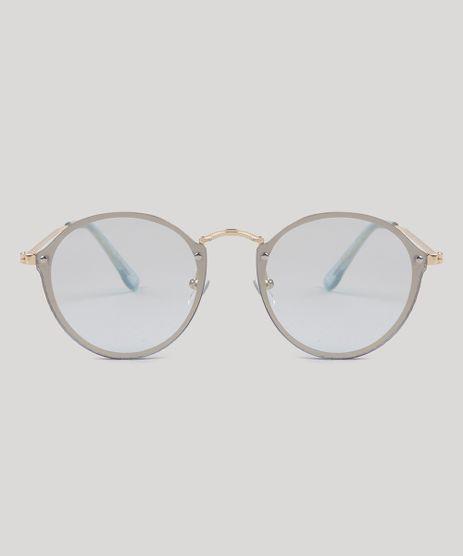 Oculos-de-Sol-Redondo-Feminino-Oneself-Azul-Claro-9189342-Azul_Claro_1