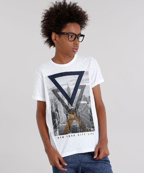 Camiseta-Infantil--New-York--Manga-Curta-Gola-Careca-Off-White-9129033-Off_White_1
