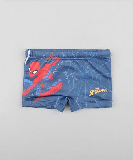 Sunga-Infantil-Boxer-Homem-Aranha-Azul-Marinho-9122729-Azul_Marinho_1
