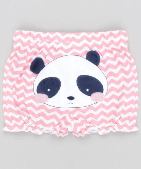 Short-Infantil-Panda-Estampado--Chevron-em-Algodao---Sustentavel-Off-White-8811414-Off_White_1