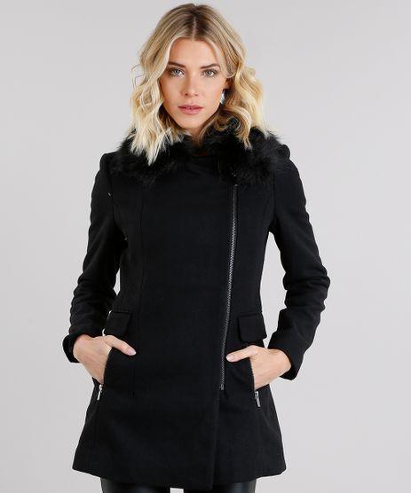 80d9e32eb Casaco Trench Coat com Capuz Preto · indisponível ·   www.cea.com.br casaco-feminino-longo-  ...