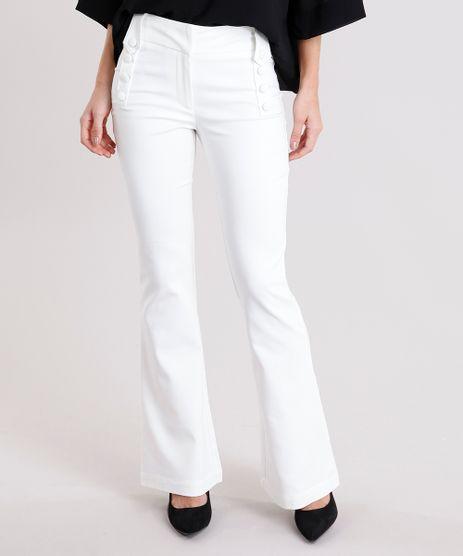 Calca-Feminina-Flare-com-Botoes-Encapados-Off-White-8889309-Off_White_1