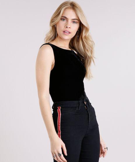 Body-Feminino-em-Veludo-com-Decote-Posterior-Profundo-Preto-9140839-Preto_1