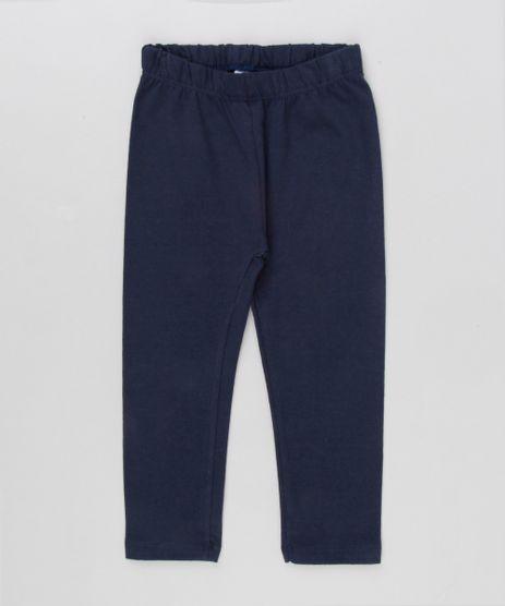 Calca-Legging-Infantil-Basica-em-Algodao---Sustentavel-Azul-Marinho-8520918-Azul_Marinho_1
