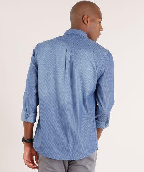 4eaf479d92c10 ...   www.cea.com.br camisa-jeans-masculina-
