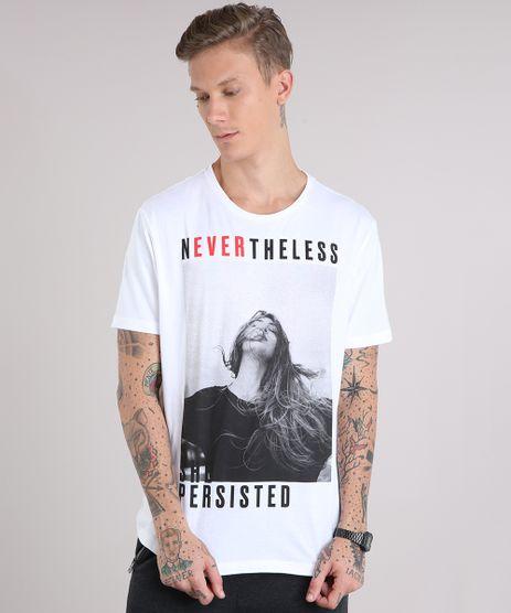 Camiseta-Masculina--Never-The-Less--Manga-Curta-Gola-Careca-Branca-9102764-Branco_1