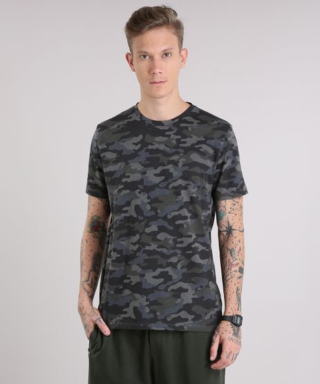 Camiseta-Masculina-Estampada-Camuflada-Manga-Curta-Gola-Careca-Preta-9127322-Preto_1