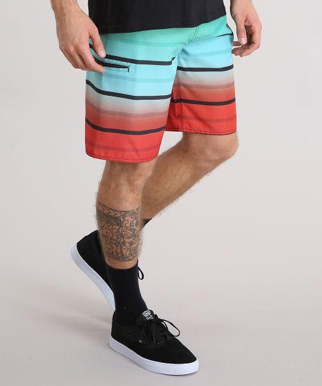 Bermuda-Surf-Masculina-Listrada-Degrade-com-Bolso-Lateral-Verde-9158529-Verde_1