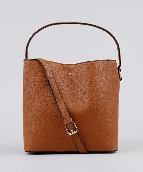 Bolsa-Feminina-Saco-com-Alca-Fixa--Caramelo-8894830-Caramelo_1
