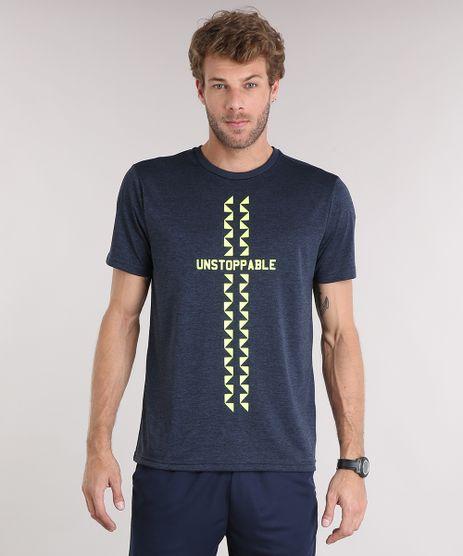 Camiseta-Masculina-Esportiva-Ace--Unstoppable--Manga-Curta-Gola-Careca-Azul-Marinho-9154193-Azul_Marinho_1