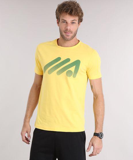 Camiseta-Masculina-Esportiva-Ace-Manga-Curta-Gola-Careca-Amarela-9183048-Amarelo_1