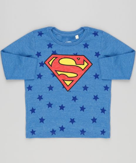 Camiseta-Infantil-Super-Homem-Manga-Longa-Gola-Redonda-Azul-Medio-9139680-Azul_Medio_1