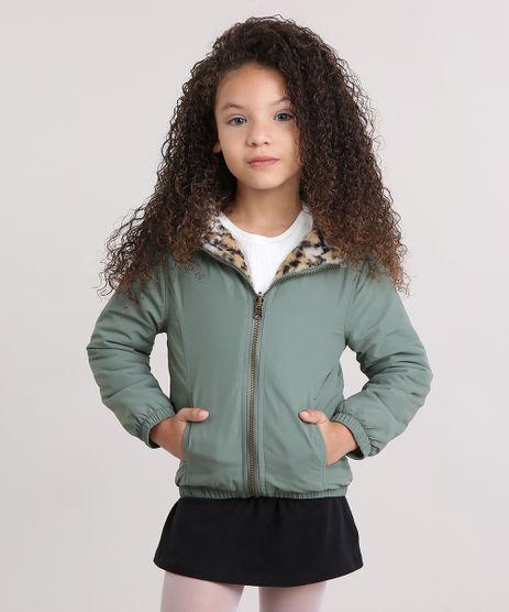 Jaqueta-Infantil-Dupla-Face-Pelo-com-Estampa-Animal-Print-e-Capuz-Verde-8906020-Verde_1