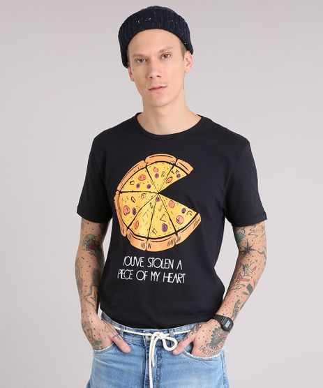 Camiseta-Masculina-Pizza-Manga-Curta-Gola-Careca-Preta-9199337-Preto_1