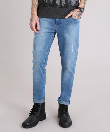 Calca-Jeans-Masculina-Skinny-Azul-Medio-9120245-Azul_Medio_1