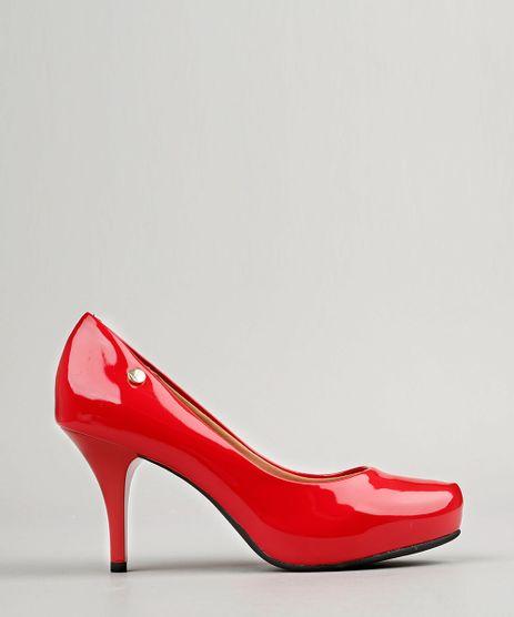 49b7bcc597 Sapato Scarpin Vizzano em promoção - Compre Online - Melhores Preços ...