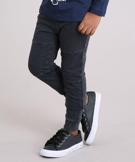 Calca-Jeans-Infantil-em-Moletom-Preta-8861871-Preto_1