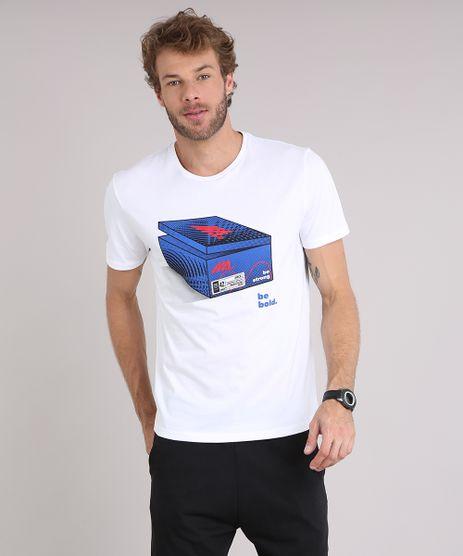 Camiseta-Masculina-Esportiva-Ace--Be-Strong-Be-Bold--Manga-Curta-Gola-Careca-Off-White-9079726-Off_White_1