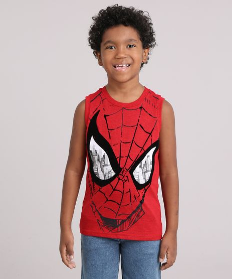 Regata-Infantil-Homem-Aranha-Gola-Careca-Vermelha-9138779-Vermelho_1