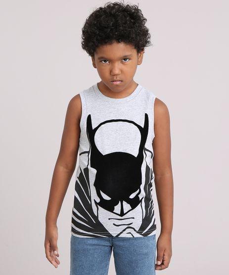 Regata-Infantil-Batman-Gola-Careca-Cinza-Mescla-9138017-Cinza_Mescla_1