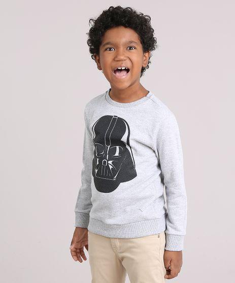 Blusao-Infantil-Darth-Vader-em-Moletom-Gola-Careca-Manga-Longa-Cinza-Mescla-9171304-Cinza_Mescla_1