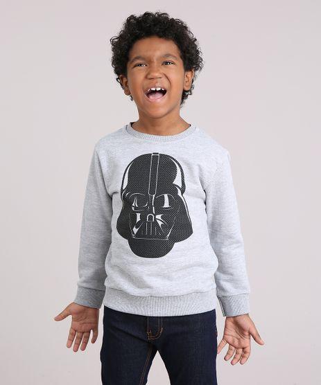 Blusao-Infantil-Darth-Vader-em-Moletom-Gola-Careca-Manga-Longa-Cinza-Mescla-9171329-Cinza_Mescla_1