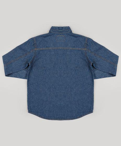 443cb7aeb3 ...   www.cea.com.br camisa-infantil-jeans-