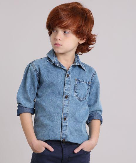 4fbaa9837f   www.cea.com.br camisa-infantil-jeans- ...