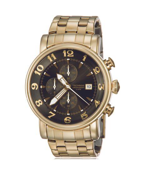 Relógio Technos Masculino Grandtech OS10CR 4D 53820e8dd5