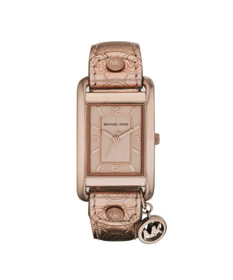 Relógio Michael Kors Feminino Rose Gold - OMK2248 Z 5f2ef1a3cf