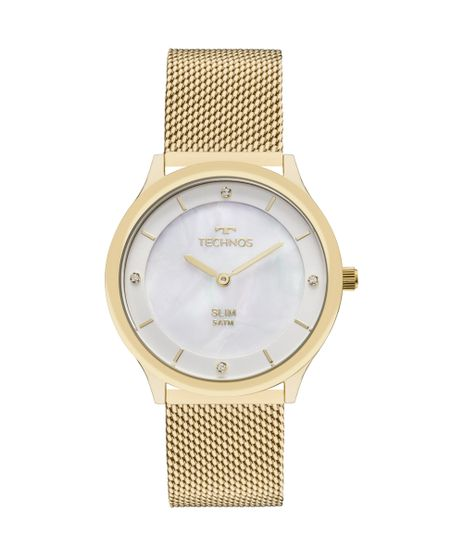 24cabd4a685 Relógio Technos Feminino Ladies GL20HH 1B