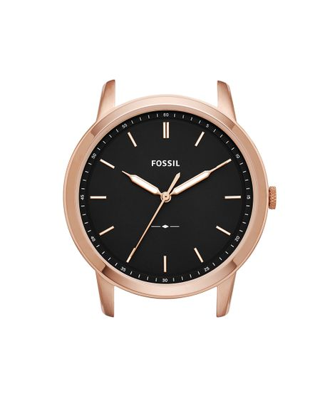 60b4fa95717 Relógio Fossil Masculino The Minimalist Rosé - C221041 1JI