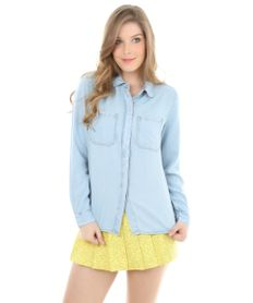 Camisa-Jeans-Clock-House-Azul-7882994-Azul_Claro_2