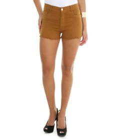 Short-Pants-Sawary-Mostarda-8148325-Mostarda_1