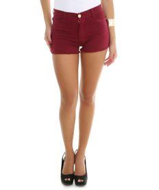 Short-Pants-Sawary-Vinho-8148325-Vinho_1