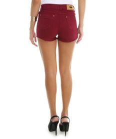 Short-Pants-Sawary-Vinho-8148325-Vinho_2
