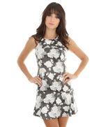 Vestido-Estampado-com-Flores-Cinza-Claro-8016325-Cinza_Claro_1