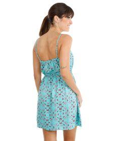 Vestido-Estampado-de-Caranguejos-Verde-Agua-8004760-Verde_Agua_2