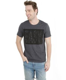 Camiseta-com-Estampa--Easy--Cinza-Mescla-8121712-Cinza_Mescla_1
