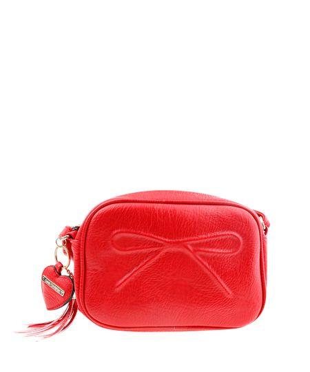 Bolsa Sarah Chofakian Transversal Vermelha