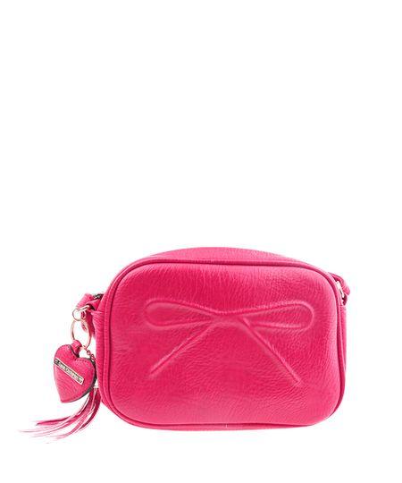 Bolsa Sarah Chofakian Transversal Pink