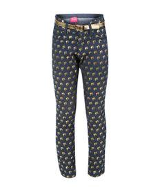 Calca-Jeans-Estampada-Barbie-com-Cinto-Menina-Azul-8009440-Azul_1