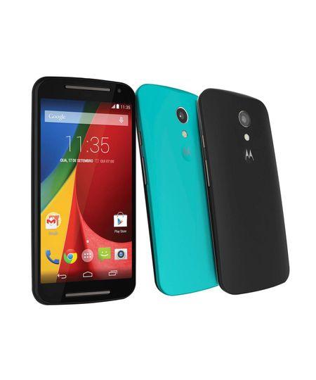Smartphone Motorola Moto G (2ª Geração) XT1068 Colors