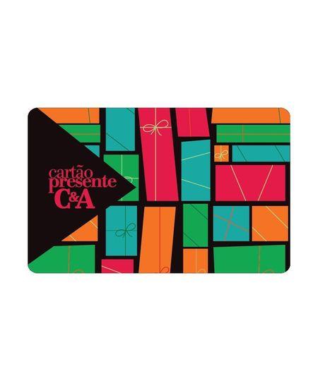 Cartão Presente - Puzzle