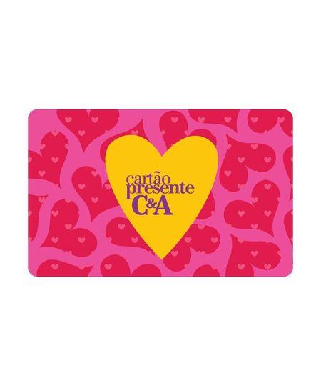 Cartão Presente - Pop Love