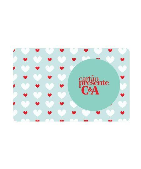 Cartão Presente - Cute Love