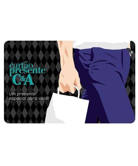 Cartão Presente - Man Style