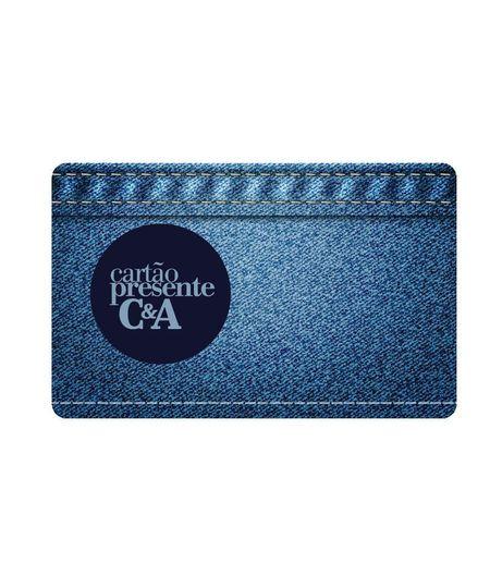 Cartão Presente - Blue Jeans