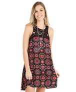 Vestido-Floral-com-Trico-Preto-8084669-Preto_1
